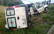 Em menos de nove meses, mais de 120 pessoas morreram em acidentes na BR 101 no ES