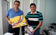 Justiça bloqueia bens do ex-prefeito Luciano Pereira e do ex-secretário de educação Aldair Antônio Rhein