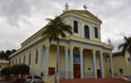 Paróquia São Francisco de Assis está em Festa