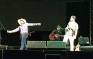 Sensacional: dupla Ramon & Rafael é destaque no primeiro dia de festa em Água Doce do Norte