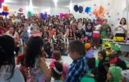 1º Recital de Poesias do centro Dorico Cipriano foi sucesso em Barra de São Francisco. Confira as fotos