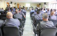 Cia de Ecoporanga recebe visita oficial do Comandante do 11º BPM