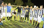 Atlético Ecoporanga e Imigrante de Santa Teresa empatam no primeiro jogo da semifinal da Copa Norte