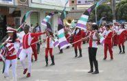 Escolas de Ecoporanga realizam um lindo Desfile Cívico de 7 de setembro. Confira as fotos