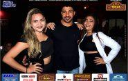 Confira as fotos do show de Dhione Morais e Geovane Jr. no Texas Clube, em Água Doce do Norte