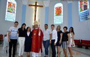 AGRADECIDOS PELA REALIZAÇÃO DA CRISMA NA NOSSA PARÓQUIA. 3º lote