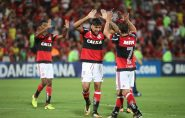 Flamengo faz 4 a 0 na Chapecoense e se classifica às quartas da Sul-Americana