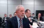 Lula diz a Sérgio Moro que Palocci mentiu para conseguir benefícios da delação