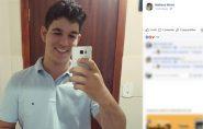 Brasil: Jovem cai de moto após atropelar 2 ciclistas e morre atropelado por carro