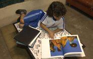 Capixaba de 7 anos já leu mais de 100 livros, sabe capitais de todos os países e sonha em jogar futebol
