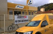 Agência dos Correios em Mantena adere à Greve por tempo indeterminado