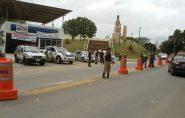 MG e ES: Polícia Militar realiza operação para inibir ação de criminosos na região