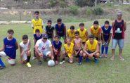 Projeto Bom de Bola comemorou Dia das Crianças em Vila Paulista