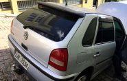 Homens armados rendem motorista e roubam carro em Barra de São Francisco