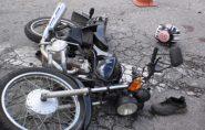Homem morre em acidente com moto em Nova Venécia
