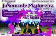 1ª Congresso de Jovens da Igreja Assembleia de Deus Madureira de Ecoporanga. Confira a programação