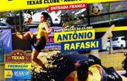 Neste sábado tem Torneio de Futevôlei no Texas Clube, em Água Doce do Norte