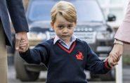 Estado Islâmico ameaça matar o príncipe George