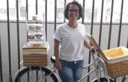 Delícias da Lu agora tem Food Bike: Luciana Ferreira inova e encanta clientes em Barra de São Francisco