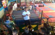 Lutador ecoporanguense, que mora hoje em Barra de São Francisco, representa o Brasil em competição na Argentina