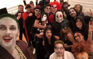 Capixaba curte festa de Halloween com Neymar e outros famosos em Paris