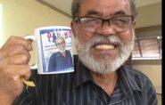 Mantena perde um dos seus ícones na Educação: Faleceu o conhecido professor e diretor Jaire Isidoro