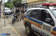 Motos barulhentas estão na mira da polícia em Mantena