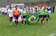 São Geraldo de Mantenópolis e o Fluminense de Cuparaque abrem Campeonato Regional de Futebol
