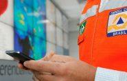 População capixaba vai receber alertas de desastres naturais via celular