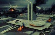 Abertura de novela 'Apocalipse'mostra Brasília em chamas