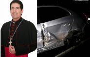 Dom Paulo Dal'Bó sofre acidente próximo à Nova Venécia