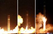 EUA: míssil da Coreia do Norte deixa mundo próximo da guerra