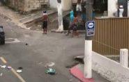'Adolescente disparou contra a viatura e teve a resposta necessária e proporcional', diz PM