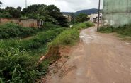 Só no papel: moradores pedem explicação sobre obra paralisada em Ecoporanga