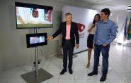 Rede Gazeta oficializa chegada do sinal digital em Barra de São Francisco