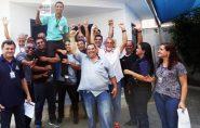 Colegas de trabalho fazem 'vaquinha' para porteiro capixaba disputar São Silvestre