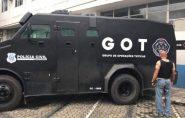 Polícia Civil do Espírito Santo ganha 'caveirão' para ações de combate ao crime