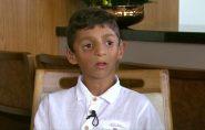 Brasil: com síndrome rara, menino Gabriel já passou por 21 cirurgias