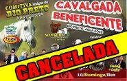 ***CANCELADA*** CAVALGADA BENEFICENTE não acontecerá devido as fortes chuvas