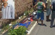 Acidente com moto faz mais uma vítima em Vila Pavão
