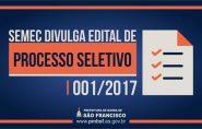 Educação de Barra de São Francisco abre Processo Seletivo; baixe aqui o edital