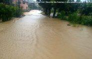 Enchente de Cachoeirinha não chegará ao centro de Barra de São Francisco, afirma Defesa Civil