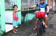 Capixaba pedala por sete Estados para conhecer Rio São Francisco
