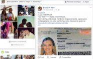Após bloqueio, Facebook libera perfil de White Prata, nascida em Itabirinha de Mantena