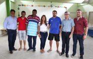 Secretário anuncia torre de telefonia em Todos os Santos e ponte no Córrego da Peneira