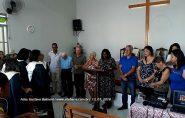 Igreja Metodista de Barra de São Francisco tem nova pastora