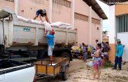 Depois de anos, criadores de Vila Pavão voltam a receber milho subsidiado pela CONAB