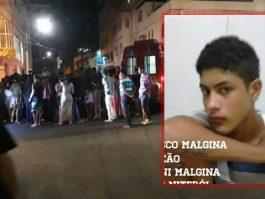Jovem é assassinado a tiros próximo à Farmácia Paulista, em Barra de São Francisco