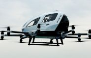 Drone funciona como táxi e transporta pessoas; conheça