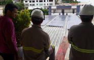 Inaugurada mais uma usina de energia solar em Barra de São Francisco